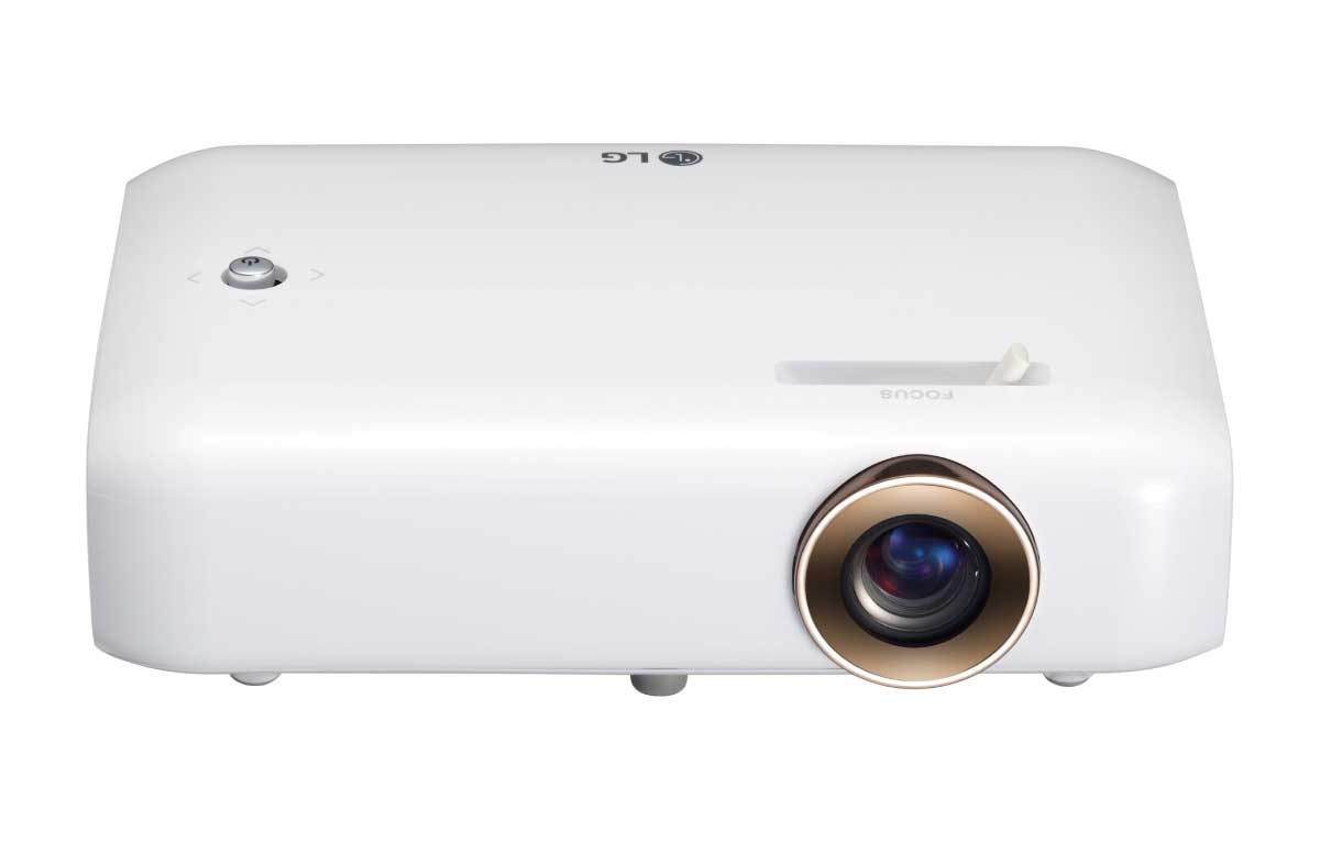 LGエレクトロニクス LG CineBeam PH510PG製品画像