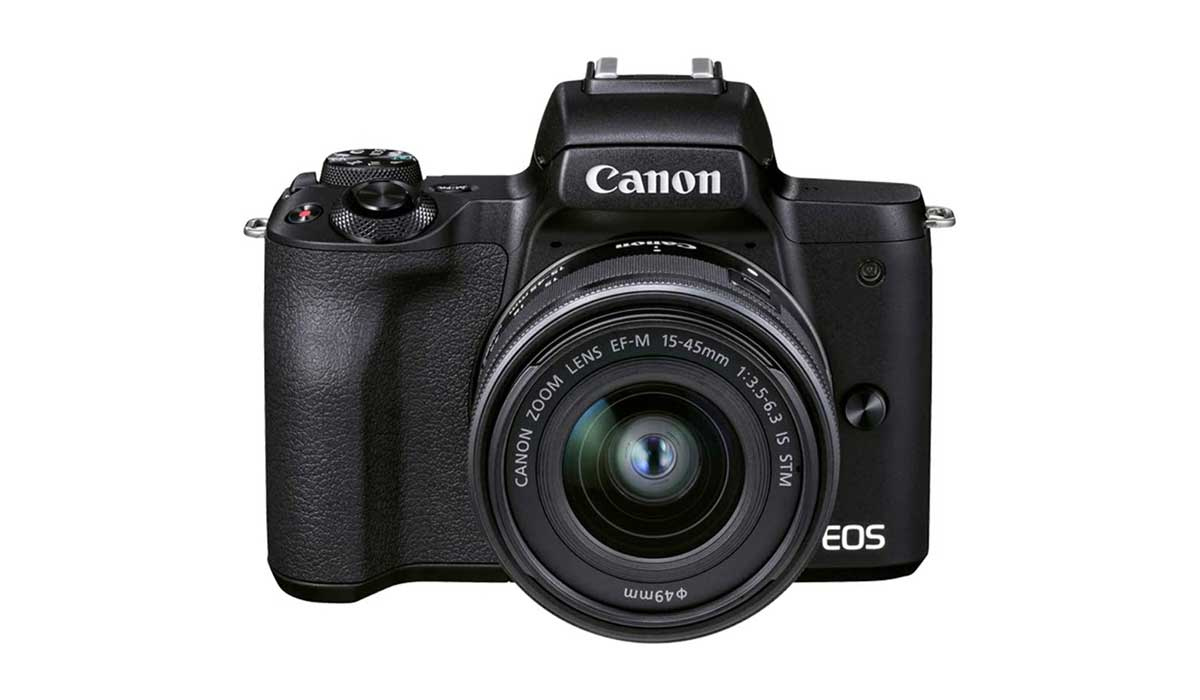 Canon EOS Kiss M2の製品画像
