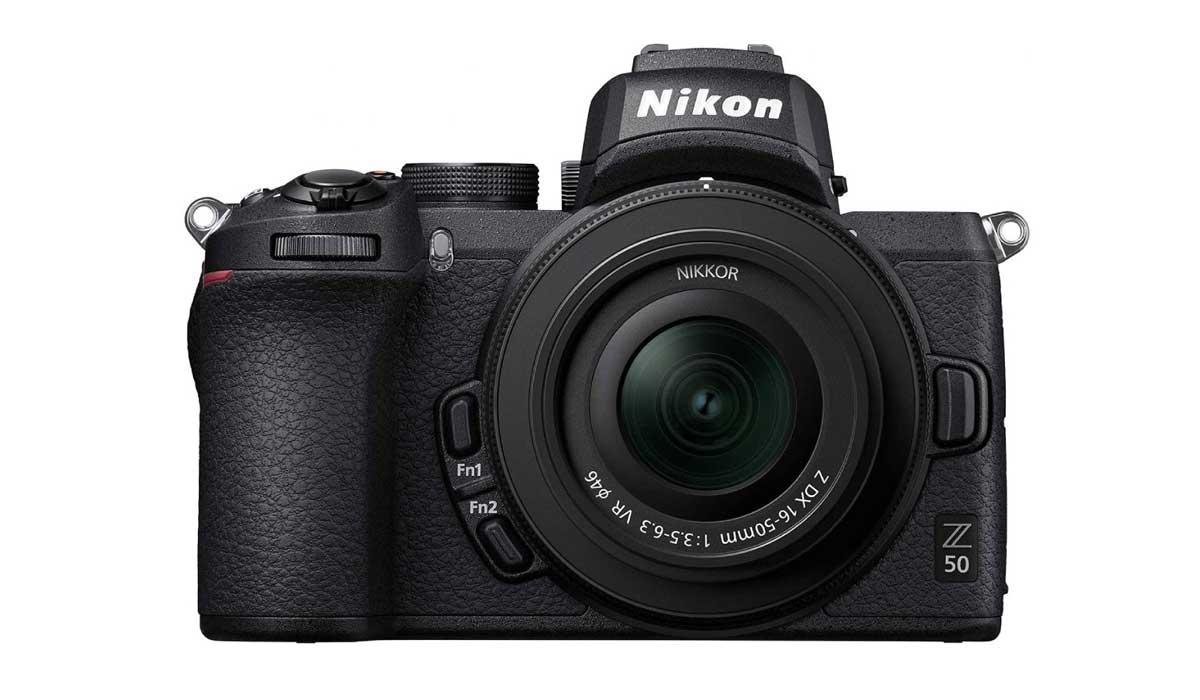 Nikon Z 50の製品画像