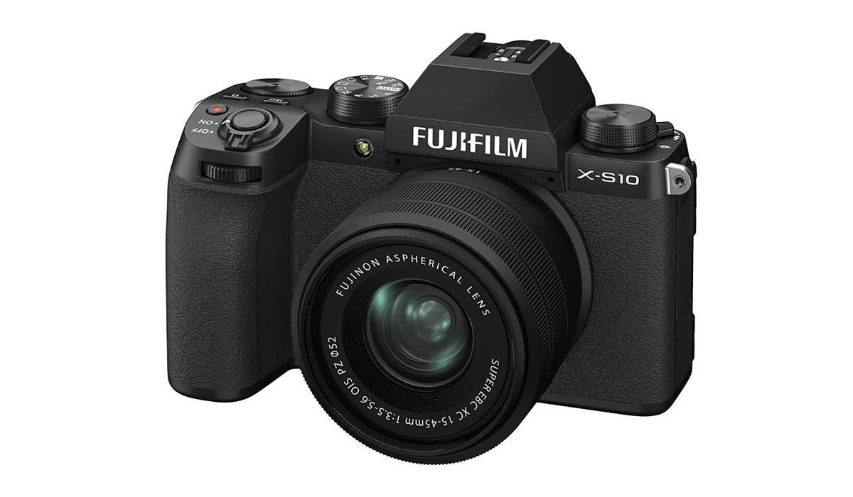 FUJIFILM X-S10の製品画像