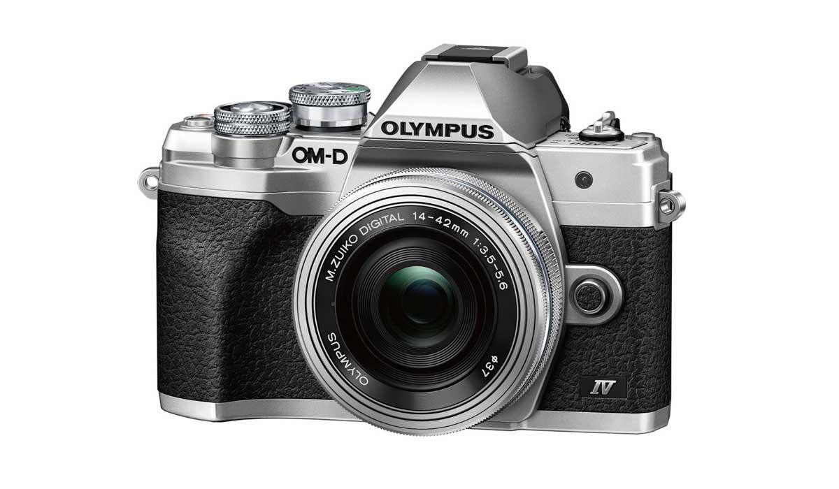 OLYMPUS OM-D E-M10 Mark IVの製品画像