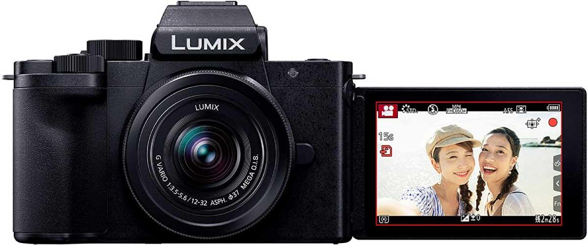 Panasonic LUMIX G100Kの製品画像