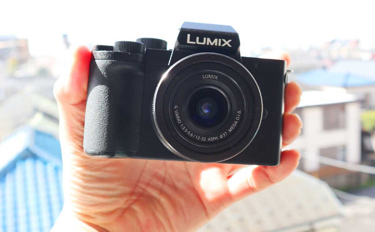 Panasonic LUMIX G100Kのイメージ画像