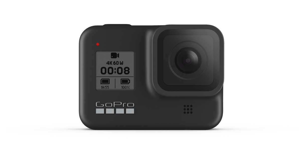 GoPro HERO8 Blackの製品画像