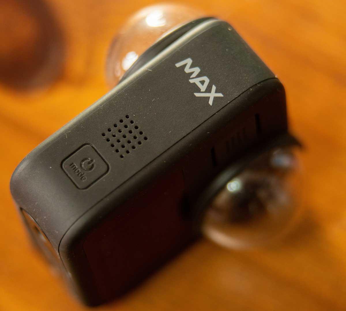 GoPro MAXの360°動画が撮影可能なイメージ画像