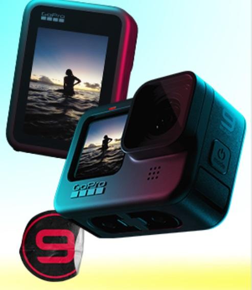 GoPro HERO9のイメージ画像