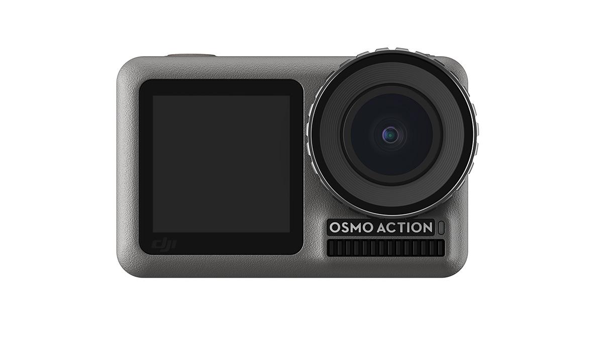 DJI Osmo Actionの製品画像