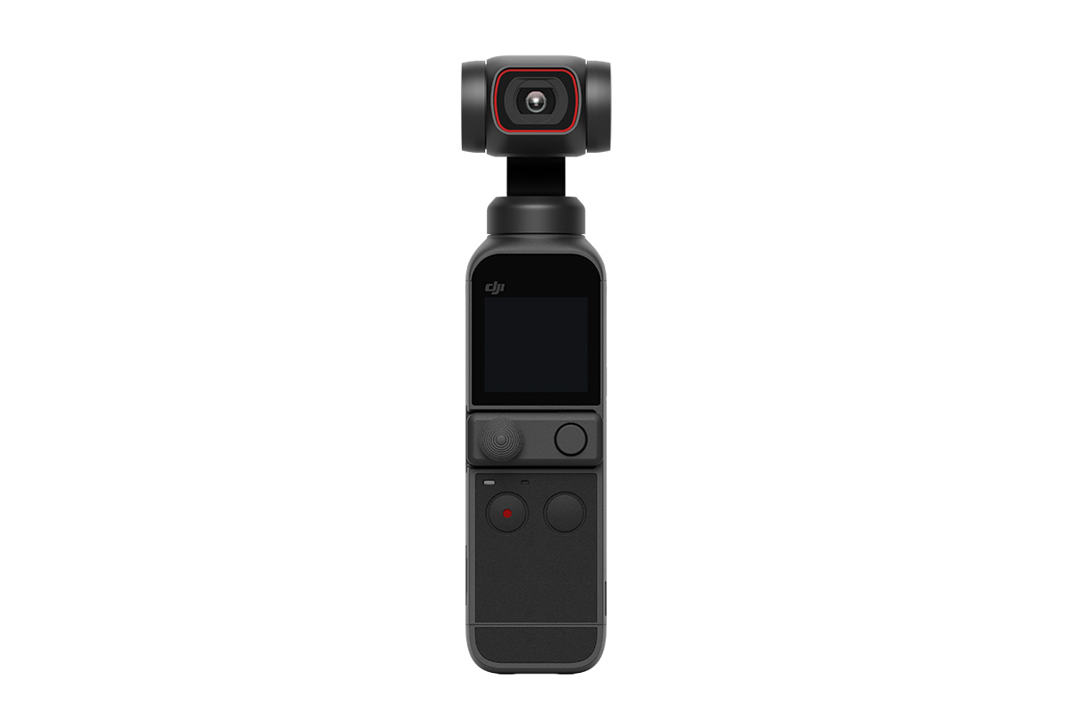 DJI POCKET 2の製品画像