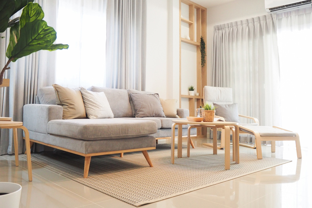 日本の一般家庭の住宅イメージ画像