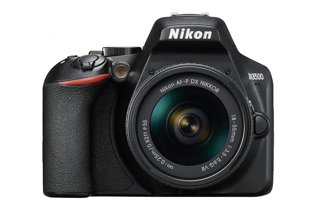 Nikon D7500の製品画像