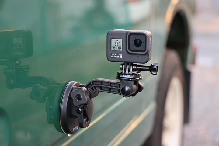 【プロが実写レビュー】GoPro HERO8 Blackの性能を歴代機種と比較しながら解説