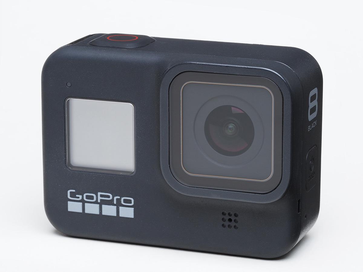 GoPro HERO8 Blackの正面画像