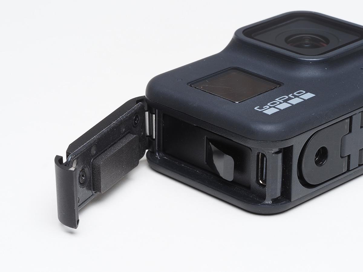 GoPro HERO8の電池ケース