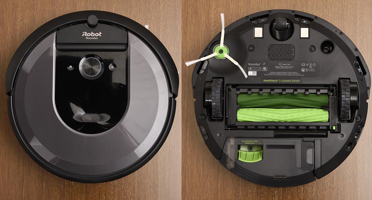 アイロボット ルンバ i7+ 製品画像