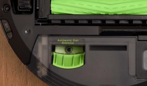アイロボット ルンバ i7+ AUTOMATIC DUST DISPOSALのアップ画像