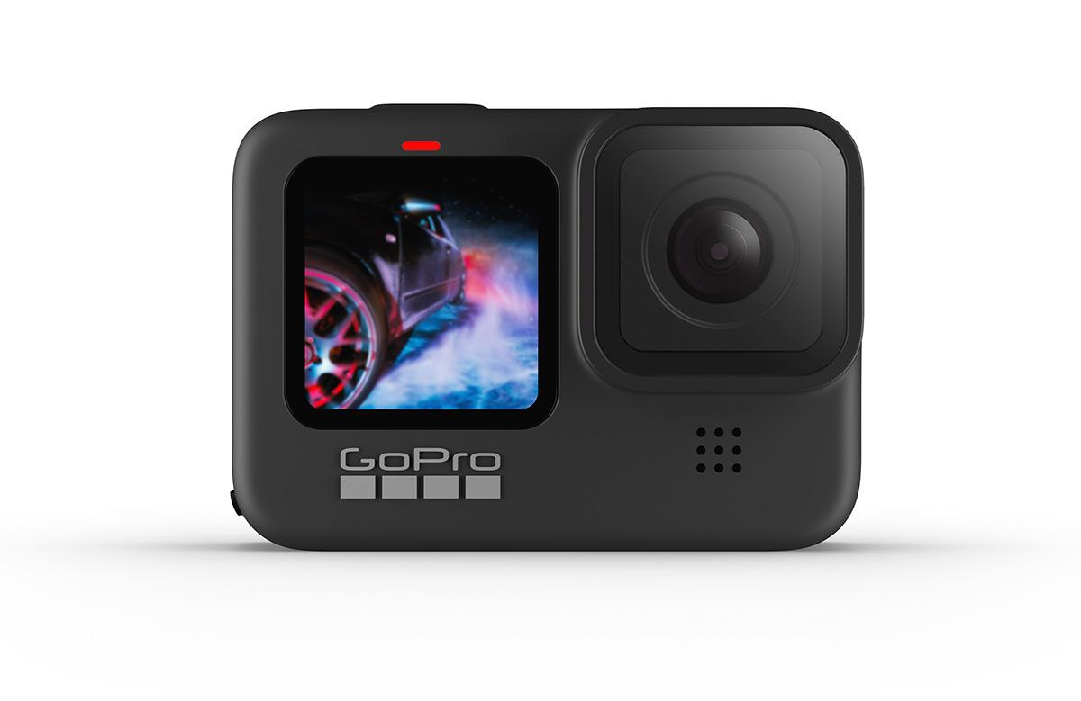 GoPro HERO9 Blackの画像