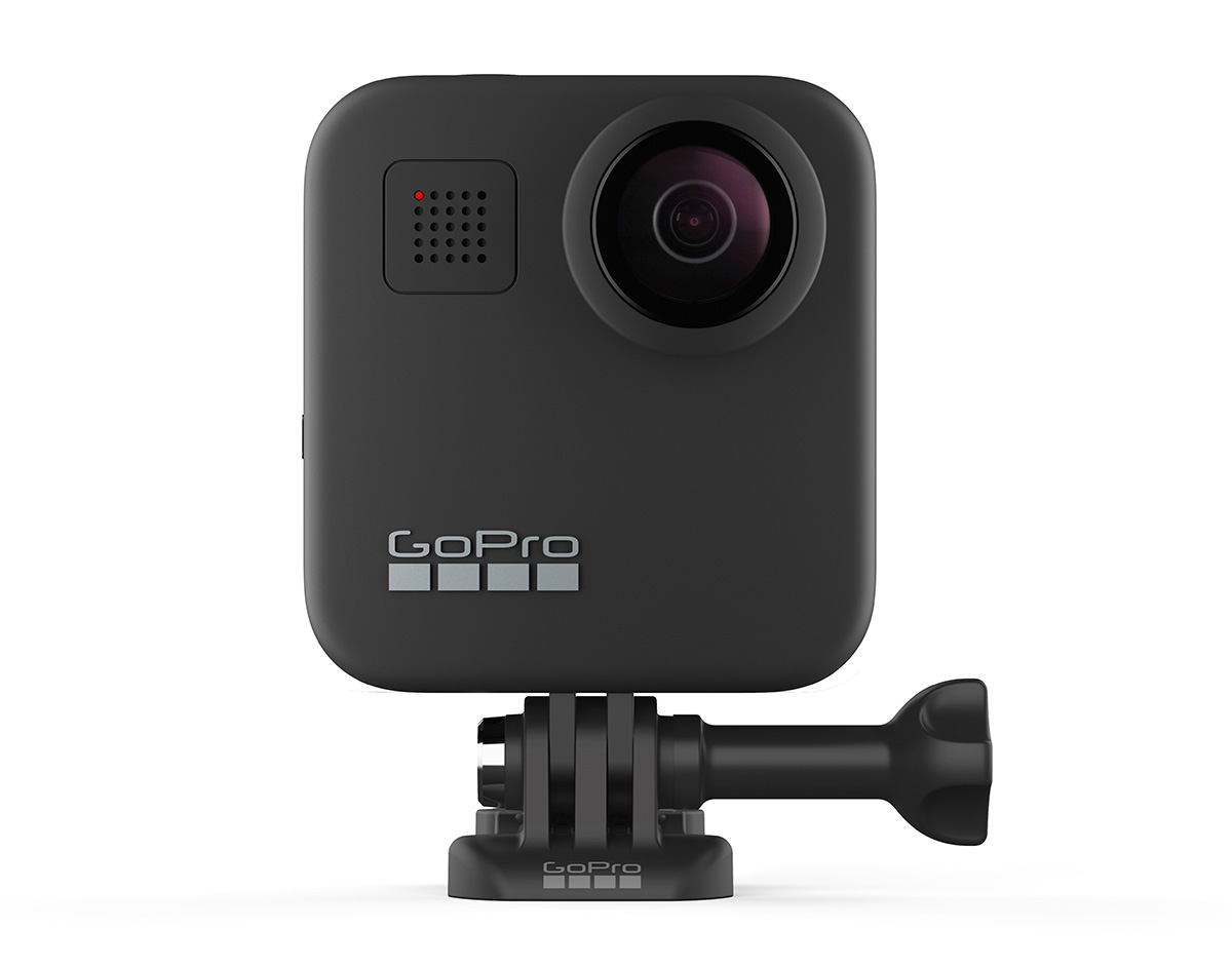 GoPro MAXの画像