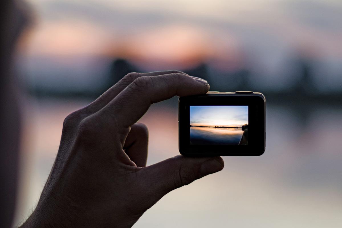 GoProの撮影イメージ画像