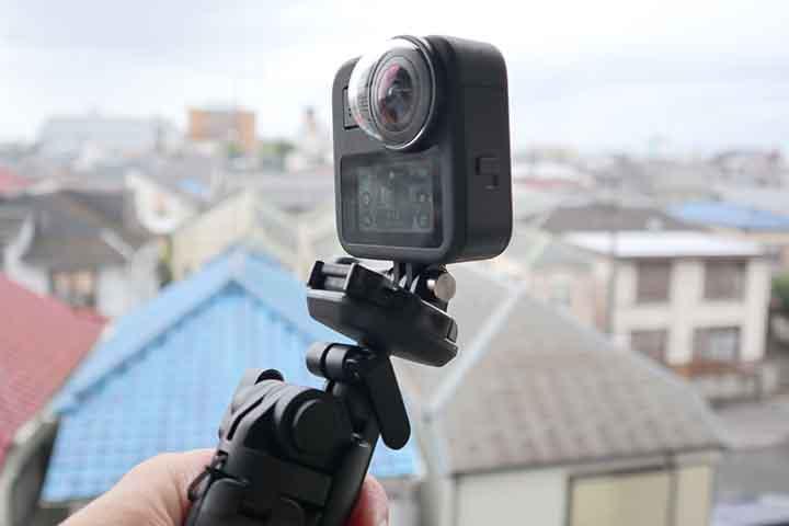 GoPro MAXをプロが実写レビュー!メリット/デメリットを解説