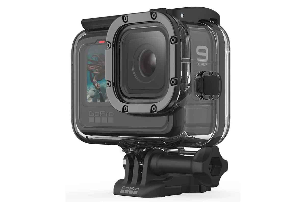 GoPro/HERO9 Black 保護ハウジング+防水ケース製品画像