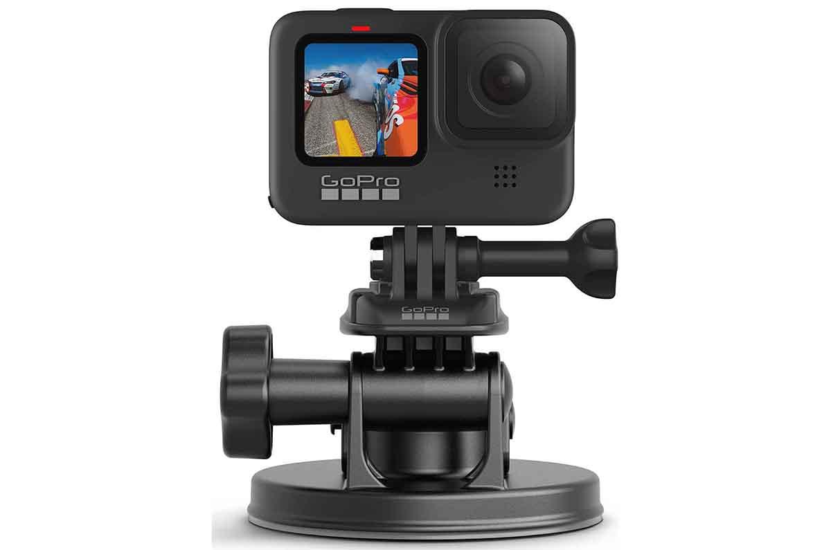 GoPro/サクション カップ製品画像