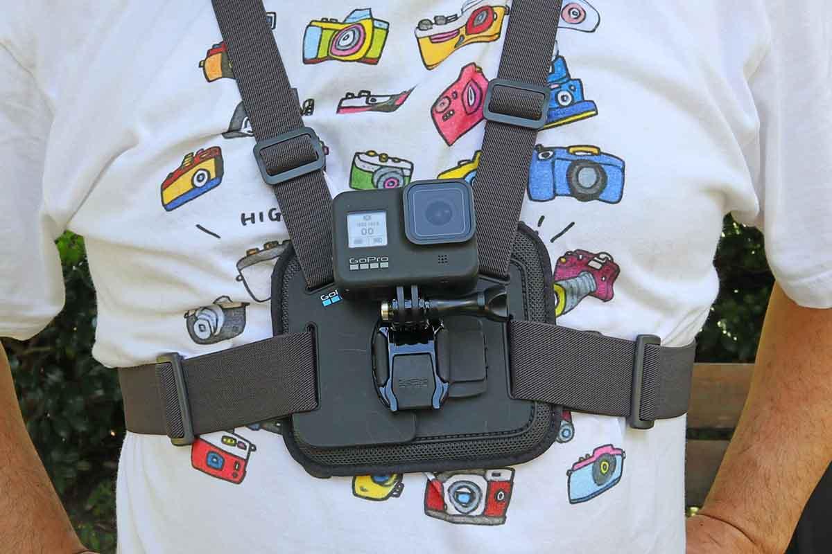 GoPro/Chesty製品画像