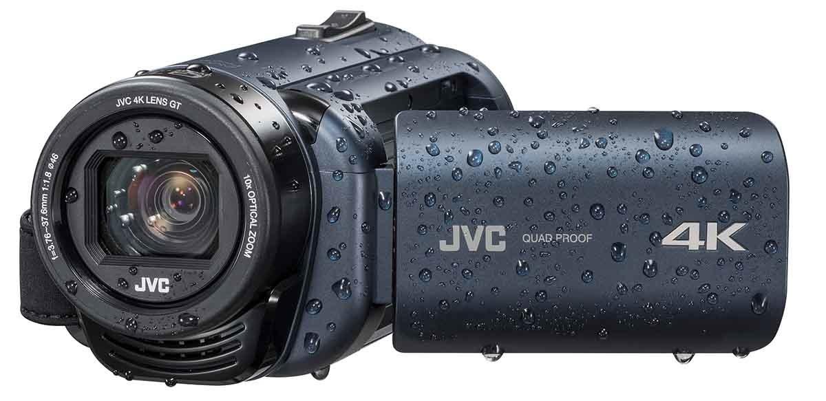JVC/4Kメモリームービー Everio R GZ-RY980のQUAD PROOFイメージ画像