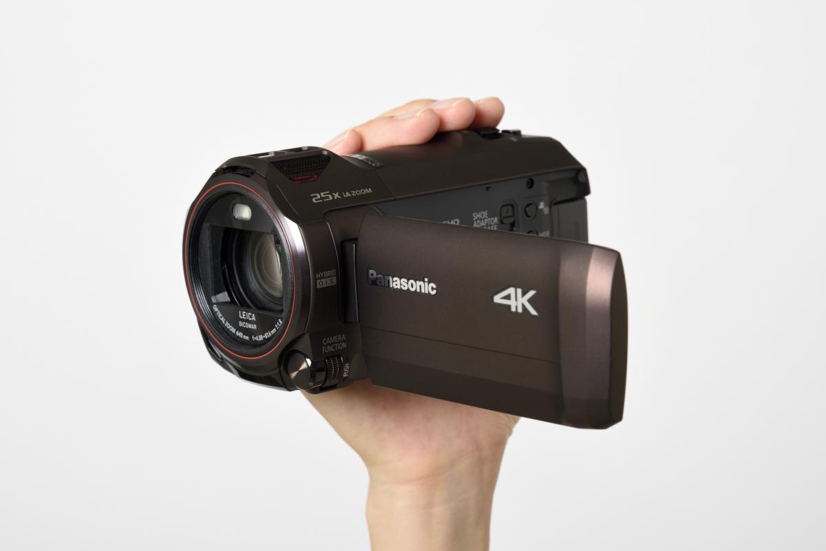 パナソニック/デジタル4Kビデオカメラ HC-VX992M製品画像