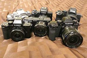 【実写レビュー】おすすめミラーレス一眼6選。初心者向けカメラの選び方も紹介