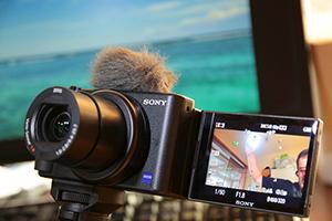 ソニー「VLOGCAM ZV-1」実写レビュー!動画も写真も高品質に撮れる実力派カメラ