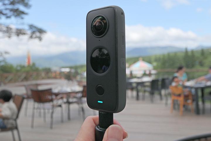 【実機レビュー】Insta360 ONE X2の機能&編集方法を解説。初めての360度カメラにおすすめ