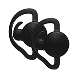 BONX Grip ウェアラブルトランシーバー 2個セット ブラック
