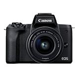 Canon EOS Kiss M2 EF-M15-45ISSTMレンズキット ブラック