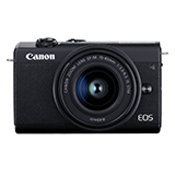 Canon EOS M200 EF-M15-45 IS STM レンズキット ブラック