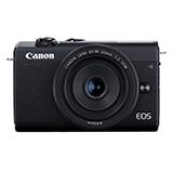 Canon ミラーレスカメラ EOS M200 ダブルレンズキット ブラック