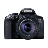 Canon 一眼レフカメラ EOS Kiss X10i ダブルズームキット ブラック