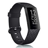 Fitbit Charge4 GPS搭載 フィットネストラッカースマートウォッチ ブラック