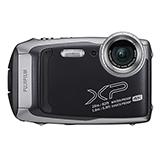 FUJIFILM 防水カメラ FinePix XP140 ダークシルバー