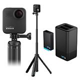 GoPro MAX アクション/360°カメラ アクセサリーセット