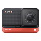 Insta360 ONE R ツイン版 アクション/360°カメラ アクセサリーセット