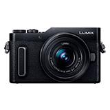 Panasonic ミラーレスカメラ LUMIX GF10 ダブルレンズキット ブラック