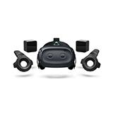 PC接続型VRヘッドセット